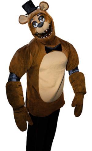 Teen Freddy Fazbear Costume - Five Nights at Freddy's