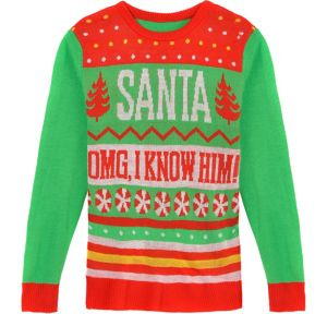 Buddy the Elf Ugly Christmas Sweater