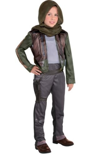 Girls Jyn Erso Costume - Star Wars Rogue One
