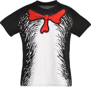 Child Cat in the Hat T-Shirt - Dr. Seuss