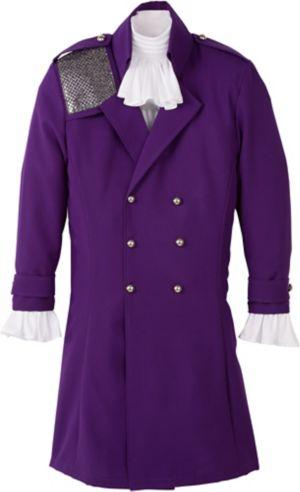 Purple Trench Coat Deluxe
