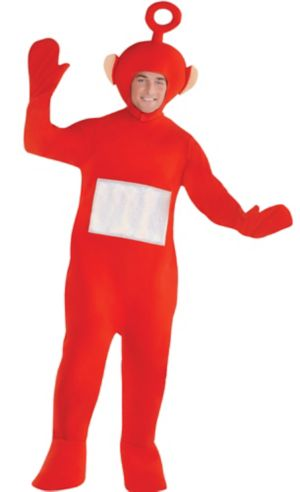 Adult Po Costume - Teletubbies