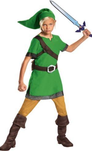 Boys Link Costume - The Legend of Zelda