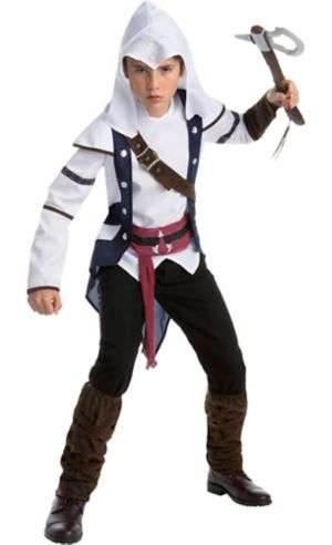 Boys Connor Costume - Assassin's Creed