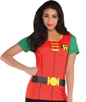 Adult Robin T-Shirt - Batman