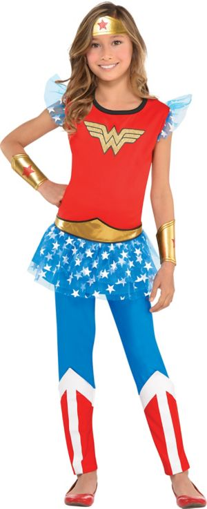 Child Wonder Woman Tunic