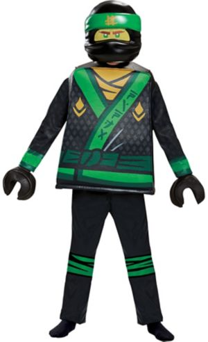 Boys Lloyd Costume - The Lego Movie