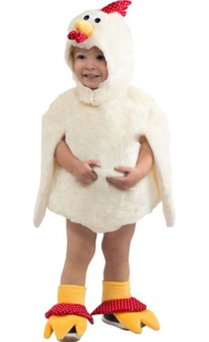 Baby Reese the Rooster Costume