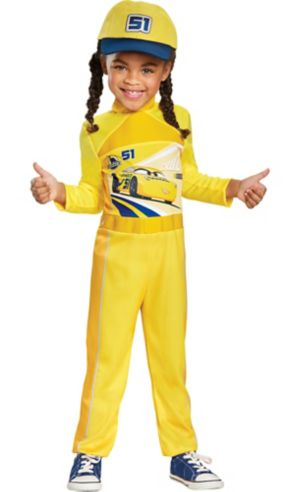 Toddler Girls Cruz Ramirez Costume - Cars 3