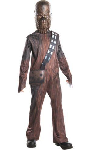 Little Boys Chewbacca Costume - Star Wars