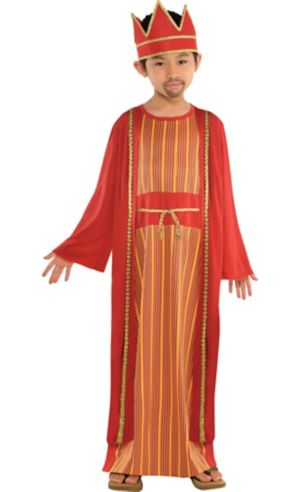 Boys Balthazar Wise Man Costume