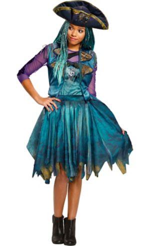 Girls Uma Costume - Disney's Descendants 2