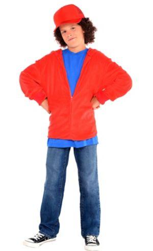 Strange Stuff Boy Costume