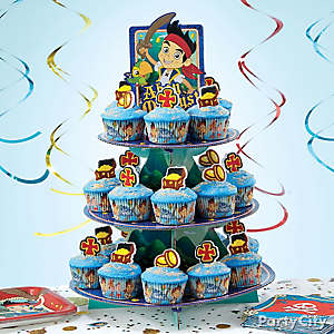 Jake Cupcake Tower How To