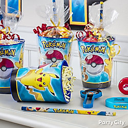 Pokemon Favor Cup Idea