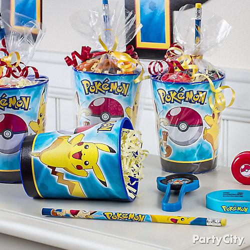 Pokemon Favor Cup Idea