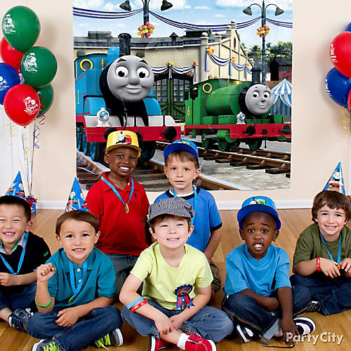 Thomas Party Ideas