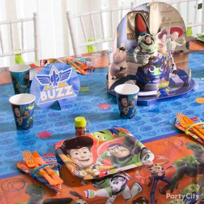 Toy Story Party Table Idea