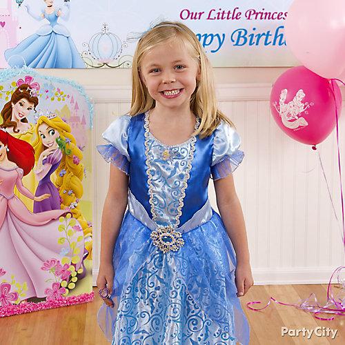 Disney Princess Costume Idea