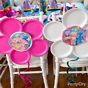 Doc McStuffins Chair Deco DIY