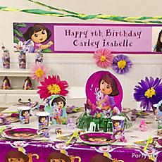 Dora Party Table Idea