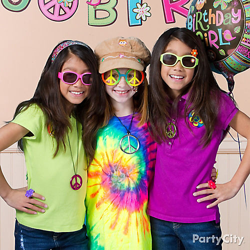 Hippie Chick Party Ideas