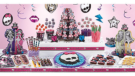Monster High Sweets & Treats