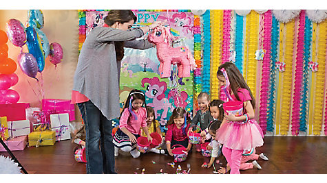 My Little Pony Pinata Game Idea