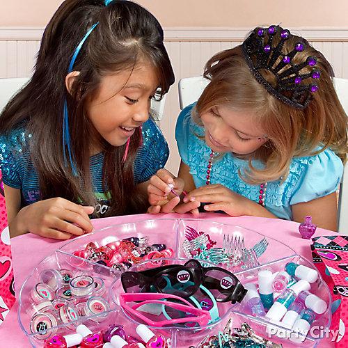 Rocker Girl Makeover Idea