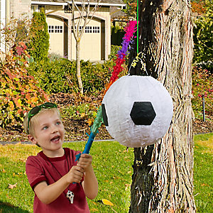 Soccer Pinata Game Idea