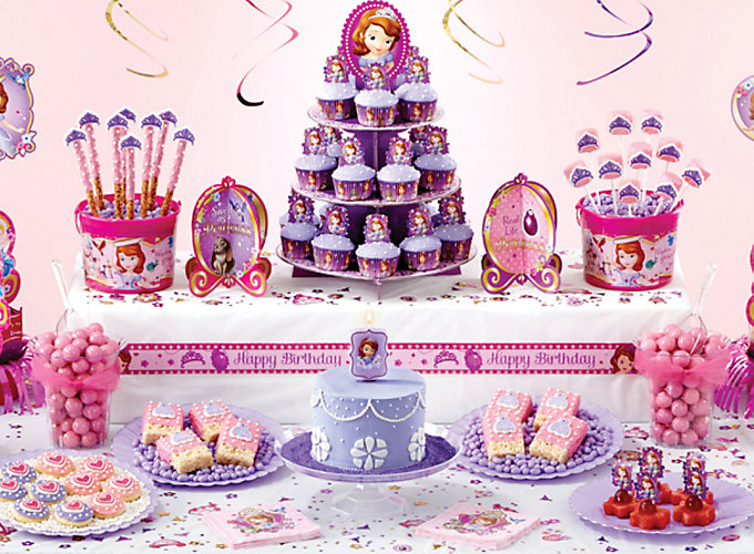Sofia the First Sweets & Treats