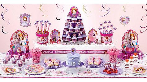 Sofia the First Sweets & Treats