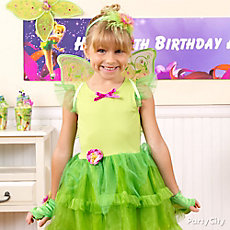 Tinker Bell Costume Idea