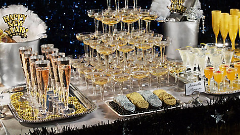 Elegant New Year's Eve Party Ideas