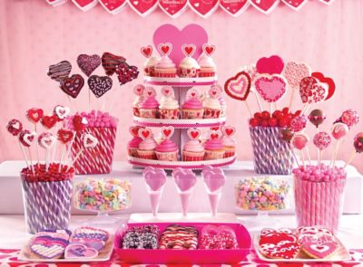 Valentines Day Kids Party Ideas - Valentines Day Party Ideas ...