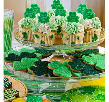 St. Paddy's Treats Display Idea