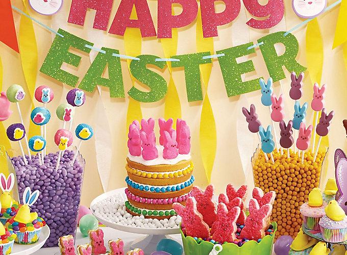 Peeps-Inspired Easter Treat Ideas