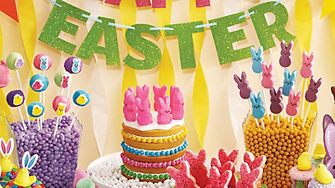 Peeps-Inspired Easter Treat Ideas