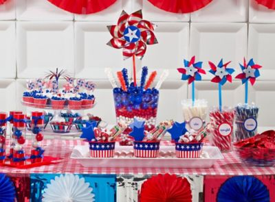 Patriotic Sweets & Treat Ideas