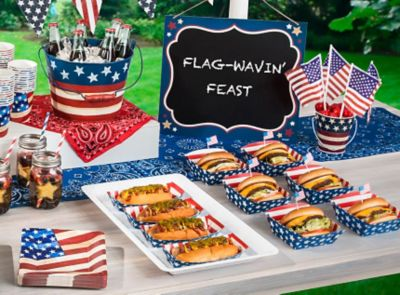 4th of July Food & Drink Ideas