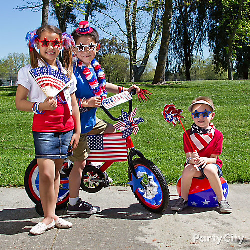 4th of July Kids Dress Up Ideas