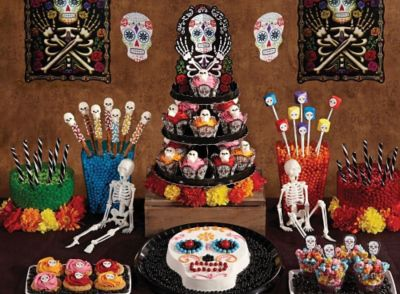 Day of the Dead Dessert How-To's