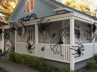 Spider Decorating Ideas