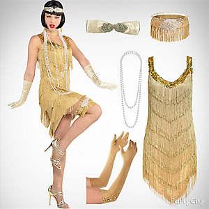 Women's Ice Fairy Costume Idea