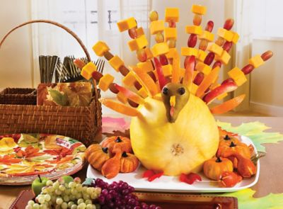 Thanksgiving Appetizers & Desserts