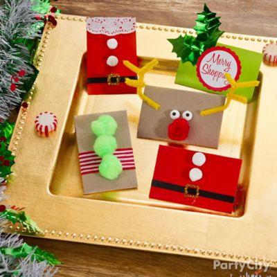 DIY Gift Card Holder Idea DIY Gift Wrap Ideas #1: PI $ ml content idea header$