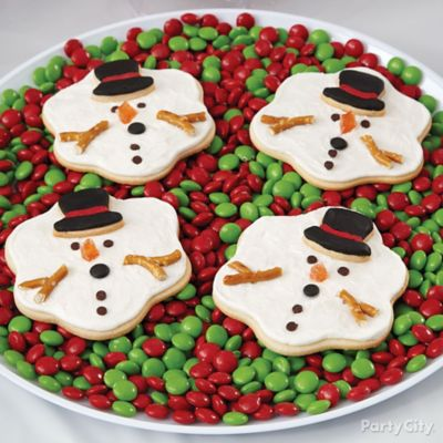 Melted Snowman Cookies How To