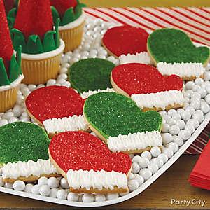 Mitten Cookies How To
