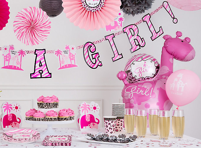 Baby Shower Ideas - Baby Shower Party Ideas - Party City | Party City