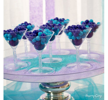 Candy Martinis Idea